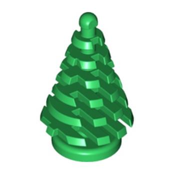 LEGO 243528 SAPIN 4 CM - DARK GREEN