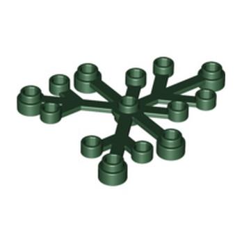 LEGO 4505066 FEUILLAGE - EARTH GREEN