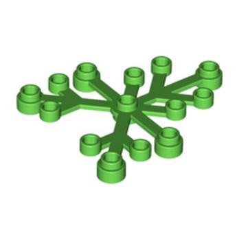LEGO 4129872 FEUILLAGE - BRIGHT GREEN