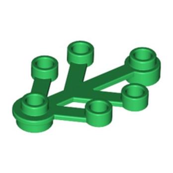 LEGO 242328 FEUILLAGE - DARK GREEN lego-6268814-feuillage-dark-green ici :