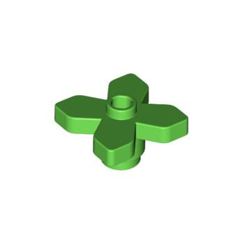 LEGO 4143562 FLEUR - BRIGHT GREEN