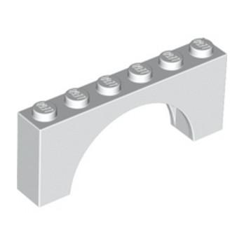 LEGO 6106183 ARCHE 1X6X2 - BLANC lego-6106183-arche-1x6x2-blanc ici :