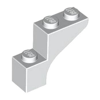 LEGO 4568956 ARCHE 1X3X2 - BLANC
