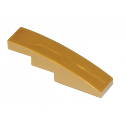 LEGO 6042957 BRIQUE BOW 1X4 - WARM GOLD