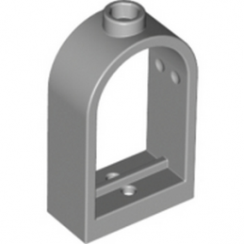 4211627 WINDOW FRAME 1X2X2 2/3 - Medium Stone Grey