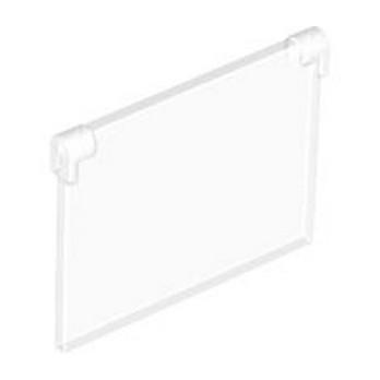 LEGO 4521279 GLASS FOR FRAME 1X4X3 - Transparent