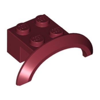 LEGO 4646575  GARDE BOUE 2X4X1- New Dark Red