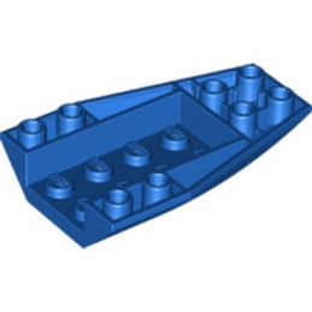 LEGO 6109922 BRIQUE 4 X 6 W/BOW, INVERTED - BLEU