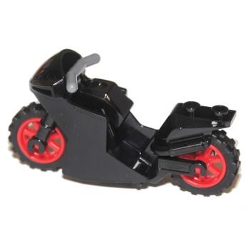 MOTO LEGO® SPORTIVE NOIR/ROUGE