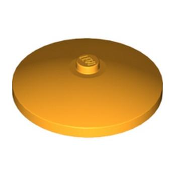 6003002 ROUND PLATE Ø32X6.4 - Jaune Chima