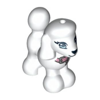 LEGO 6023093 - CHIEN/CANICHE - BLANC