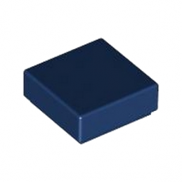 LEGO 4631385 PLATE LISSE 1X1 - EARTH BLUE