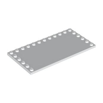 LEGO 4527977  PLATE 6X12 W. 22 KNOBS - BLANC