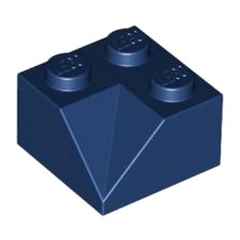 LEGO 4578099 TUILE 2X2/45° INSIDE - EARTH BLUE