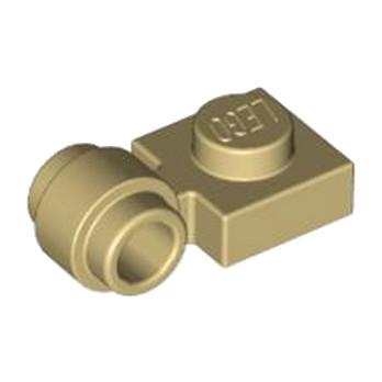 LEGO 408105LAMP HOLDER - BEIGE lego-4632573-lamp-holder-beige ici :