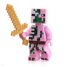 Mini Figurine LEGO® : Minecraft - Zombie
