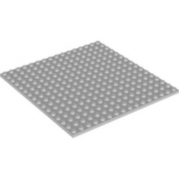 LEGO 4620130 - PLATE 16X16 - MEDIUM STONE GREY