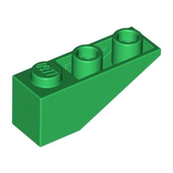 LEGO 6037389 - TUILE 1X3/25° INV. - DARK GREEN