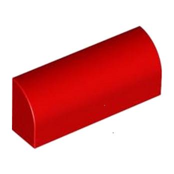 4224339 - BRICK 1X4X1 1/3 - Rouge