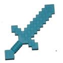 LEGO 6093623 ARME MINECRAFT EPEE MEDIUM AZUR