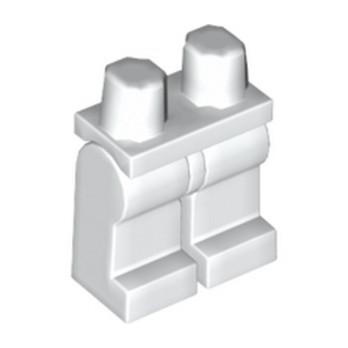 LEGO 9339 JAMBE - BLANC lego-9339-jambe-blanc ici :