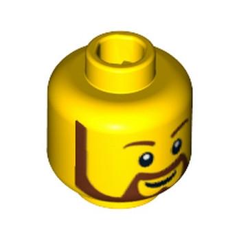 6043832 - Accessoires pour Figurine Lego® - Tête Homme