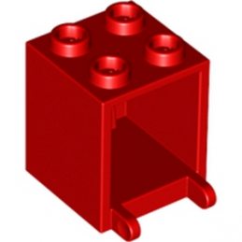 LEGO 4261628  BOITE AUX LETTRES - ROUGE