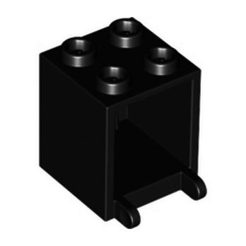 LEGO 6138634  BOITE AUX LETTRES - NOIR