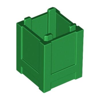 LEGO 4548102 - BOX 2x2x2 - DARK GREEN lego-4548102-box-2x2x2-dark-green ici :