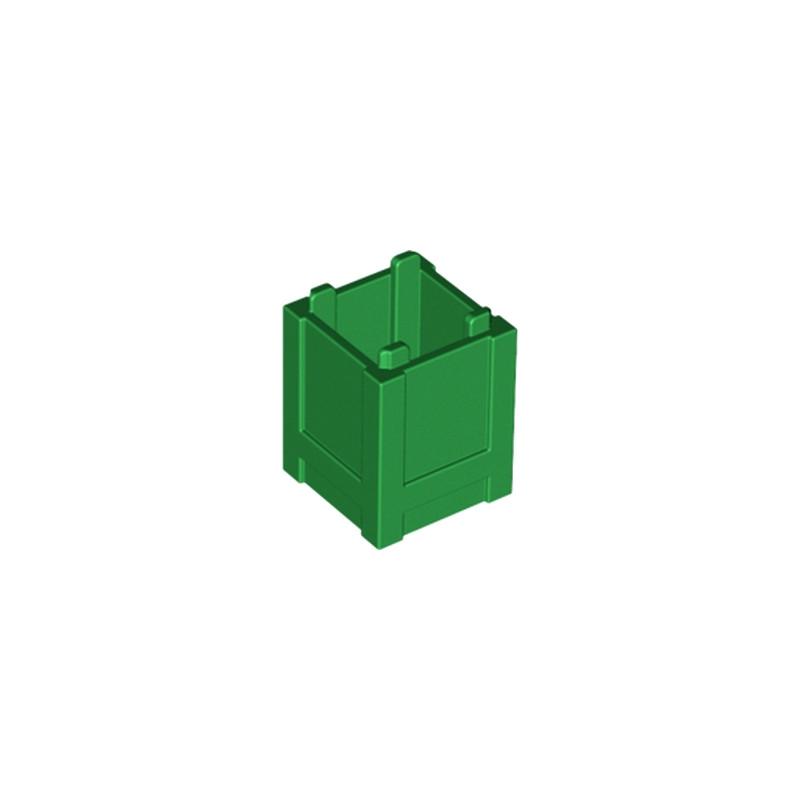 LEGO 4548102 - BOX 2x2x2 - DARK GREEN