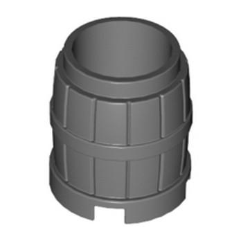 LEGO 4191823 BARILLE / TONNEAU 2X2 - DARK STONE GREY lego-6278986-barille-tonneau-2x2-dark-stone-grey ici :
