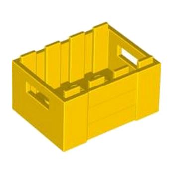 LEGO 4599378 BOX 3X4 - JAUNE