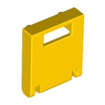 LEGO 6146456  FACADE BOITE AUX LETTRES - JAUNE