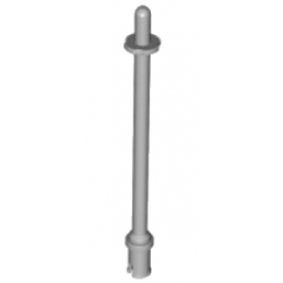 LEGO 4211859 BARRE 1X8 AVEC STOP - MEDIUM STONE GREY