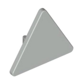 LEGO 4211886 PANNEAU TRIANGLE - MEDIUM STONE GREY lego-6317545-panneau-triangle-medium-stone-grey ici :