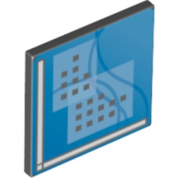 LEGO 6296687 ECRAN D'ORDINATEUR AVEC CLIPS