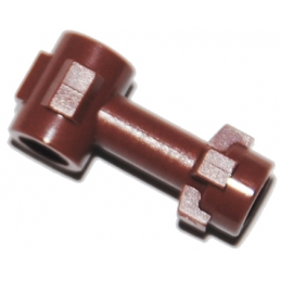 LEGO 6029774  CONNECTEUR - REDDISH BROWN