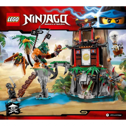 Notice / Instruction Lego  Ninjago 70604 notice-instruction-lego-ninjago-70604 ici :