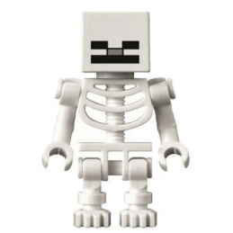 Mini Figurine LEGO® : Minecraft - Squelette