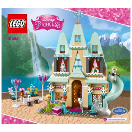 Notice / Instruction Lego Disney Princess - 41068