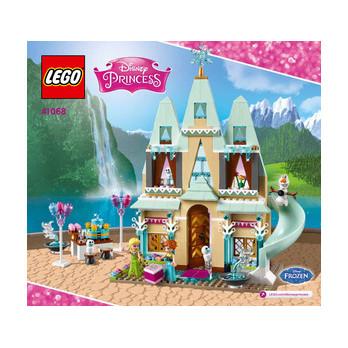 Notice / Instruction Lego Disney Princess - 41068