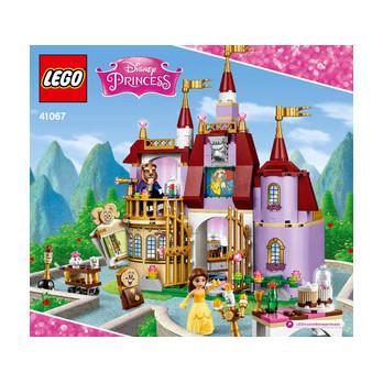 Notice / Instruction Lego Disney Princess - 41067 notice-instruction-lego-disney-princess-41067 ici :