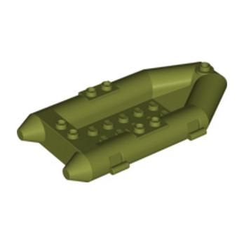 LEGO 6016453 BATEAU - GREEN OLIVE