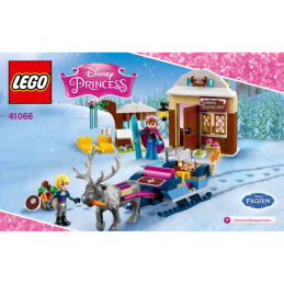 Notice / Instruction Lego Disney Princess - 41066