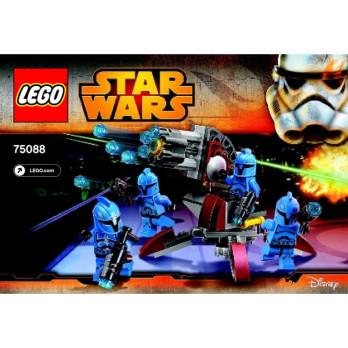 Notice / Instruction Lego Star Wars  75088