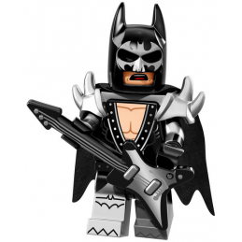 Mini Figurine Lego® The Batman Movie : Glam Metal Batman
