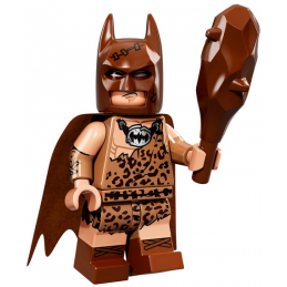 Mini Figurine Lego® The Batman Movie : Clan of the Cave Batman