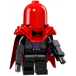 Mini Figurine Lego® The Batman Movie :  Red Hood