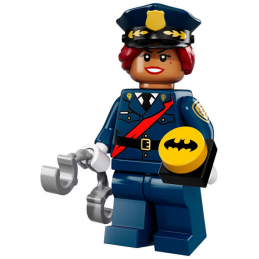 Mini Figurine Lego® The Batman Movie :  Barbara Gordon