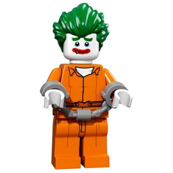 Mini Figurine Lego® The Batman Movie : Arkham Asylum Joker
